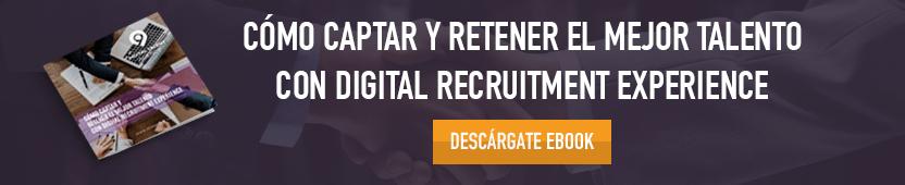 Captar y retener talento con Digital Recruitment Experience