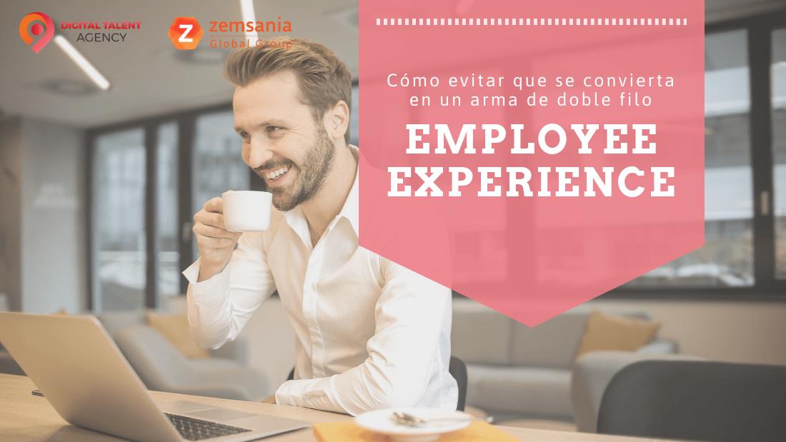 Asegurar una buena Employee Experience