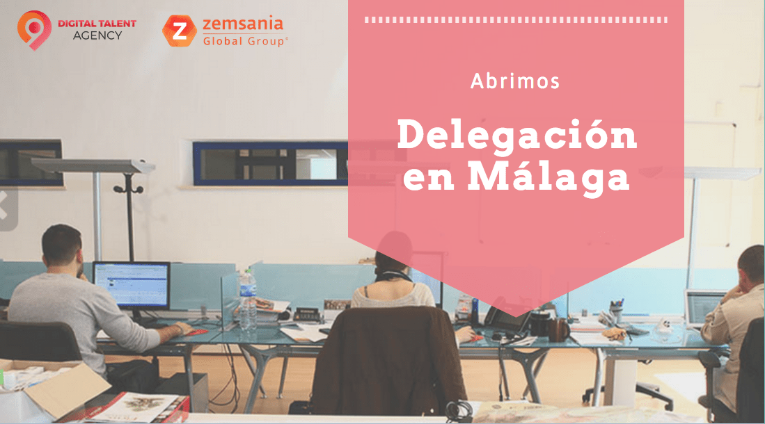 delegacion digital talent agency en malaga